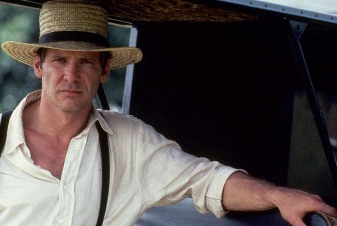 "Harrison Ford en ""Único testigo"""