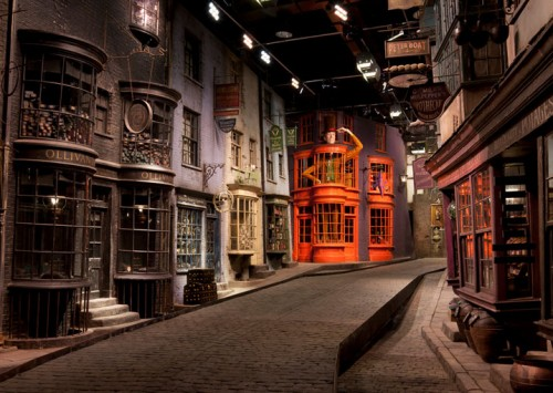 Making of Harry Potter: un perdedor en Hogwarts