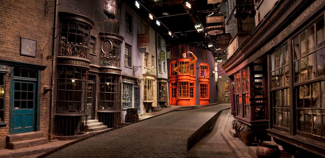 Making of Harry Potter: un perdedor en Hogwarts