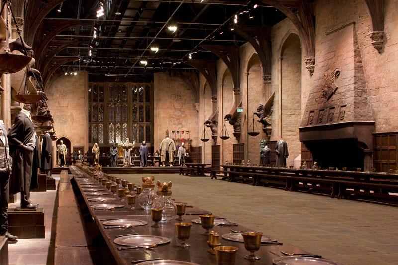 Gran Comedor de Hogwarts
