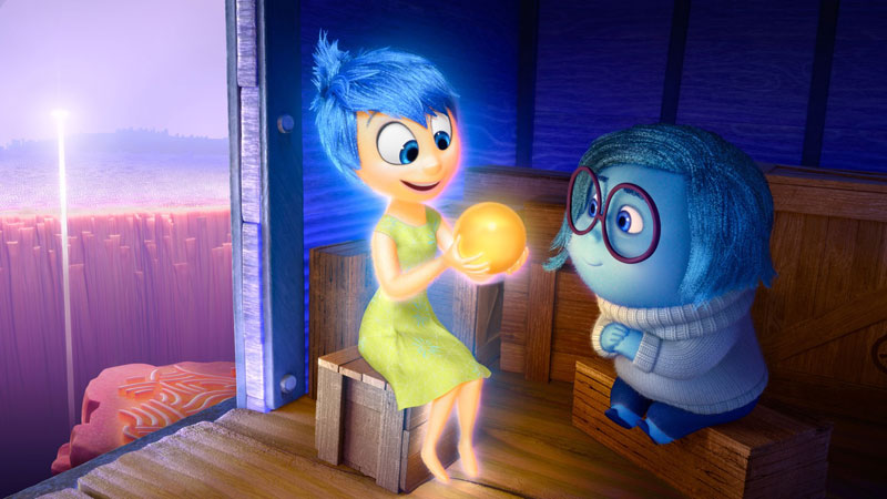 Inside Out, Pete Docter.