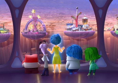 """Inside Out"", la nueva incontestable victoria de Pixar"