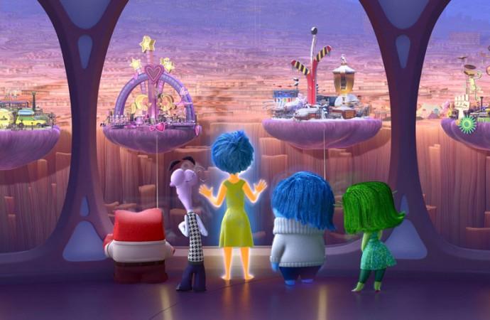 """""""Inside Out"""", la nueva incontestable victoria de Pixar"""