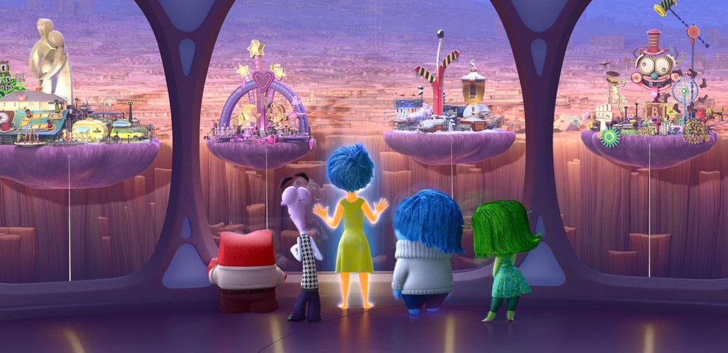 «Inside Out», la nueva incontestable victoria de Pixar