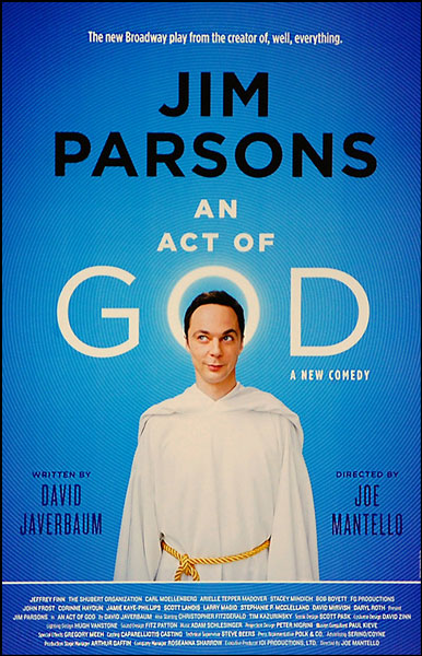 An Act of God Jim Parsons