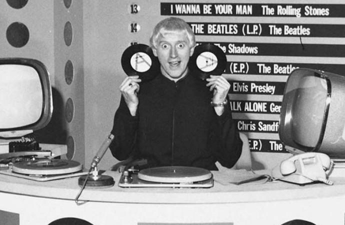 """Jimmy Savile, el primer """"Star DJ"""""""