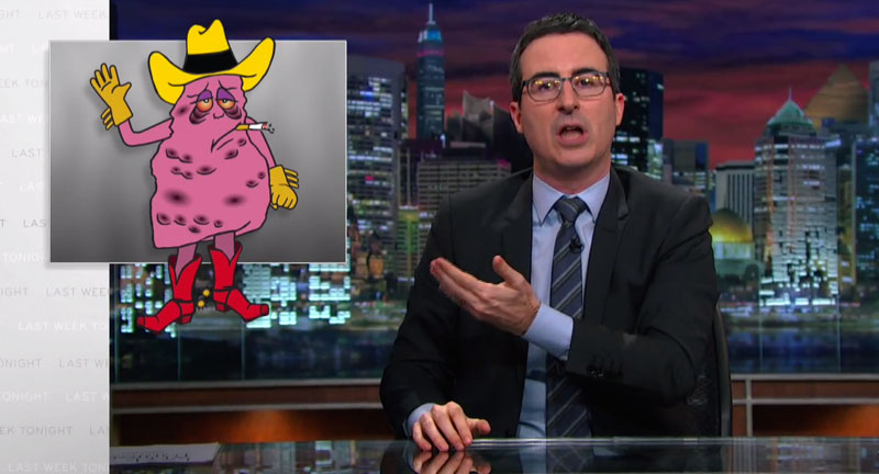 Last Week Tonight. John Oliver