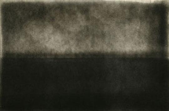 Kodak Azo F3, Caducidad Junio 1926, Procesado 2007 © Alison Rossiter