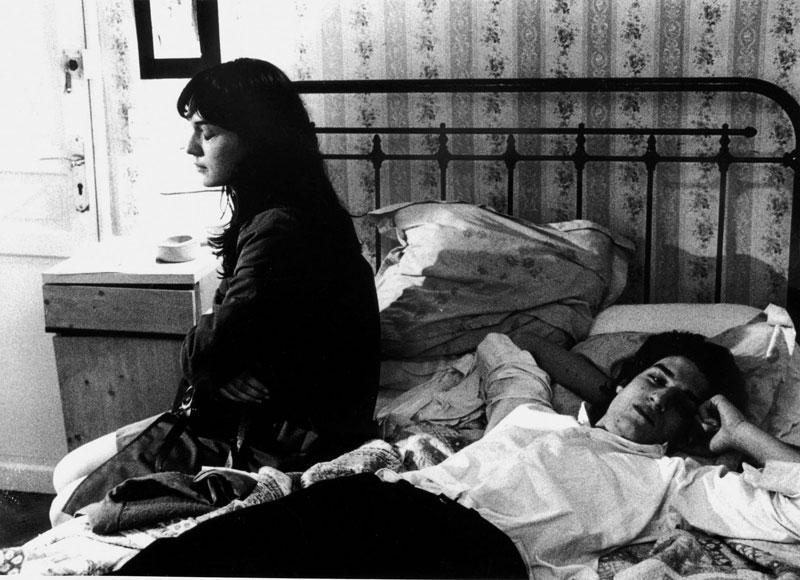 Los amantes habituales (2005, Philippe Garrel)