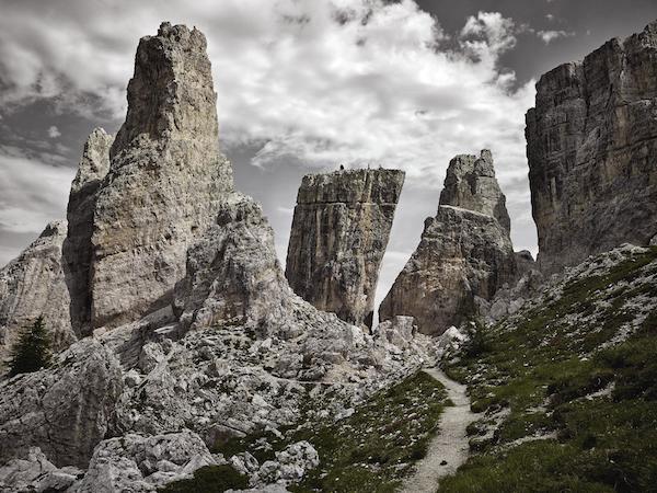 © Luca Campigotto. Cortina. Cinque Torri.