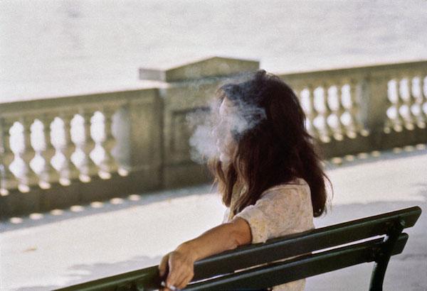 © Luigi Ghirri. París. De Fotografie del periodo iniziale (1969-1972), Courtesy Fototeca Biblioteca Panizzi, Reggio Emilia © Eredi Ghirri