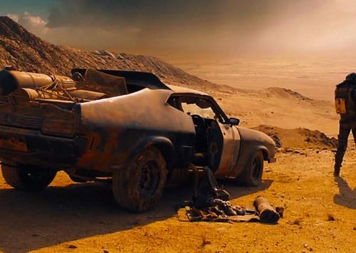 """""""Mad Max: Furia en la carretera"""", ellas cogen el volante"""