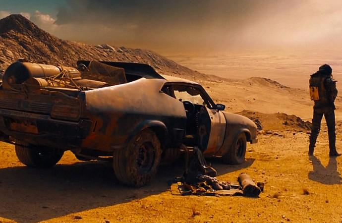 «Mad Max: Furia en la carretera», ellas cogen el volante