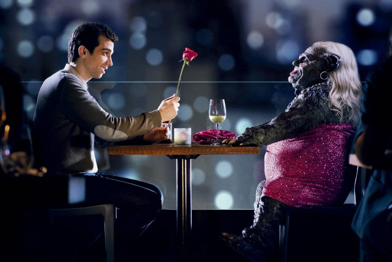Man Seeking Woman - Troll