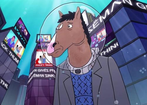 BoJack Horseman: Caballo narcisista necesita respuestas