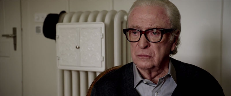 "Michael Caine en ""Youth"""