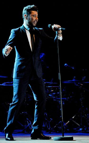 Miguel Poveda. Foto: Joan Caimel