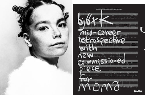 Libro Björk MoMA