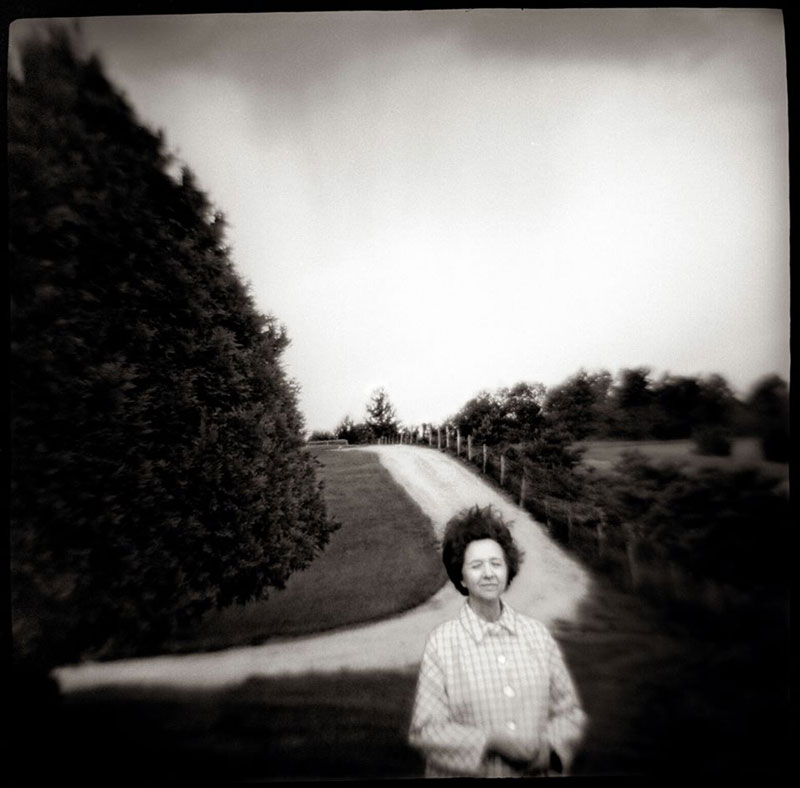 My Mother. Pennsville, Ohio, 1970 © Nancy Rexroth