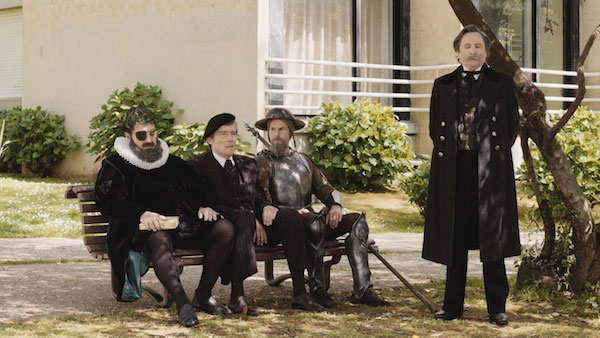 O velho do restelo (2014, Manoel de Oliveira)