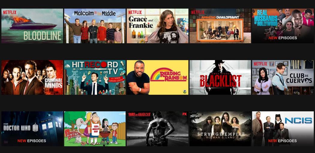 Peak TV: demasiadas series, muy poco diálogo