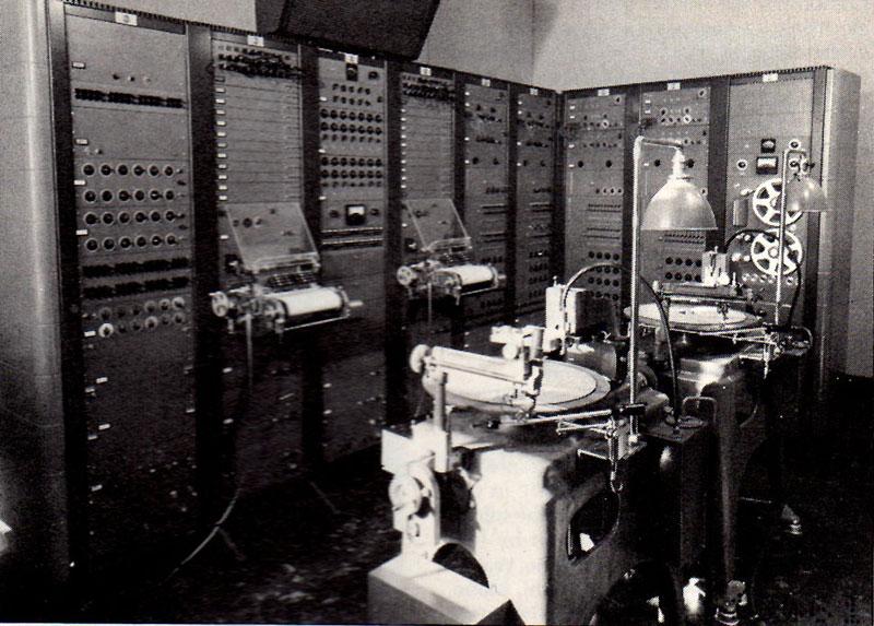 RCA Mark II, el primero en ser llamado sintetizador