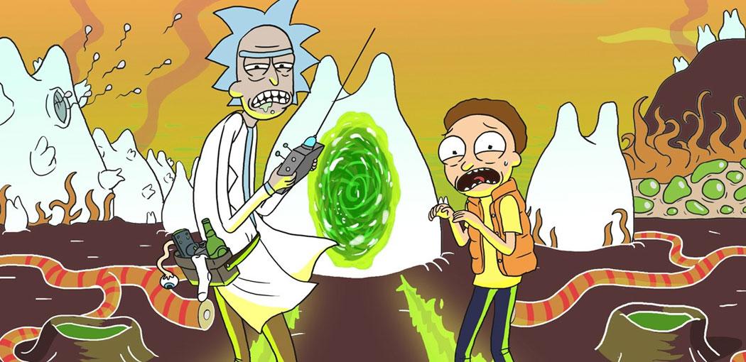 Rick & Morty: Ante todo, imaginación