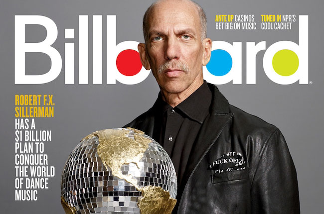 Robert Sillerman, el hombre que quiere dominar el mundo... del baile