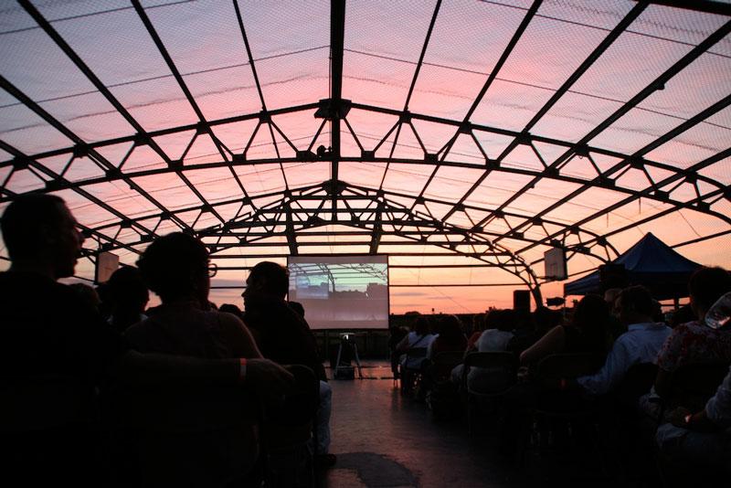 Rooftop Film Museo de El Barrio