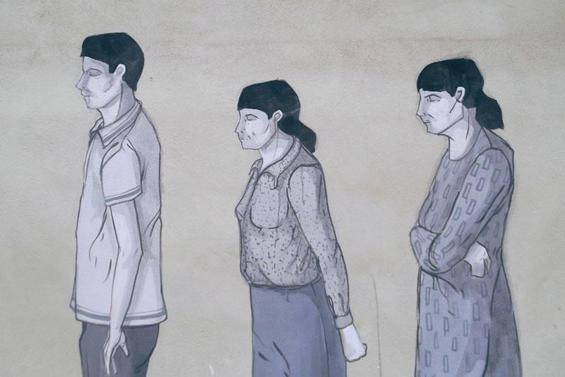 Mural Hyuro Ruzafa
