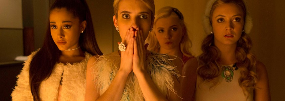 """Scream Queens"": Murphy y Falchuk aciertan ¡por fin!"