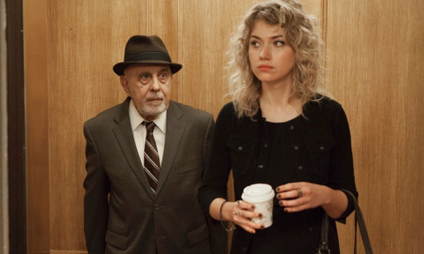 She's funny that way (2014, Peter Bogdanovich)