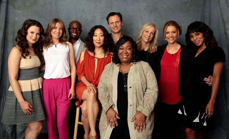 Shonda Rimes & friends