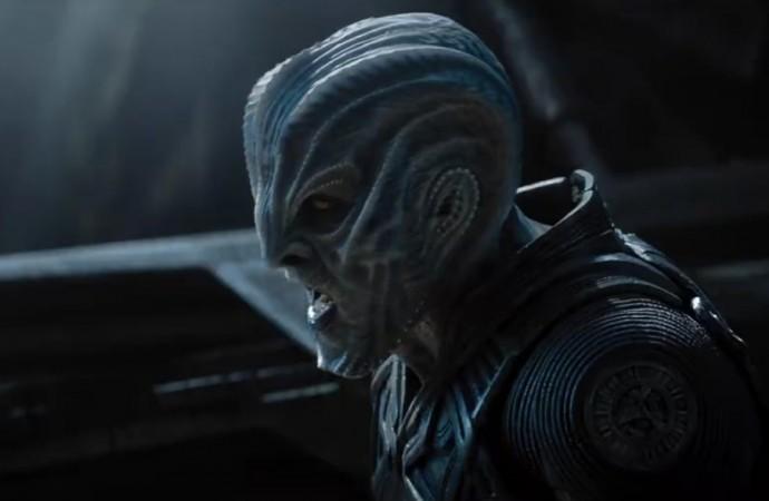 Star Trek, cinco villanos de película