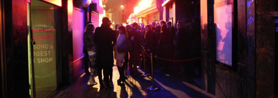 The Box, bizarradas y exclusividad en la noche londinense