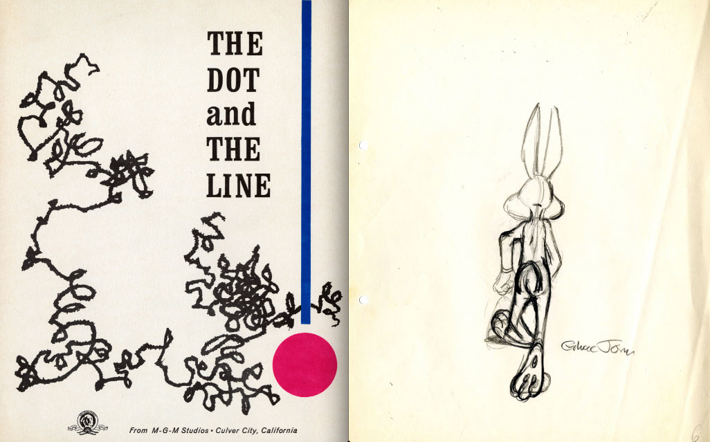 "Exposición: ""What's Up, Doc? The Animation Art of Chuck Jones"""