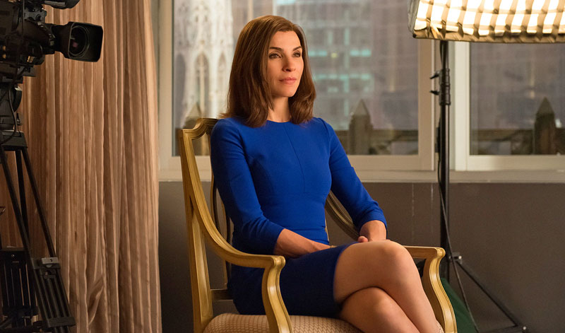 """Loser Edit"" de The Good Wife"