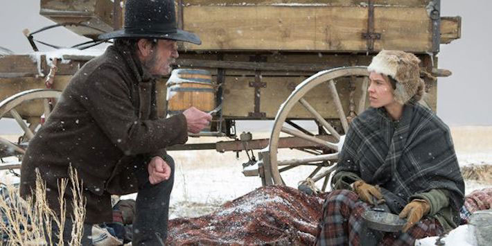 The Homesman (2014, Tommy Lee Jones)
