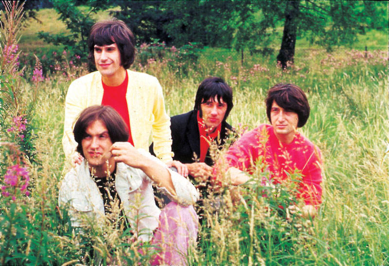 "The Kinks. ""This time tomorrow"""
