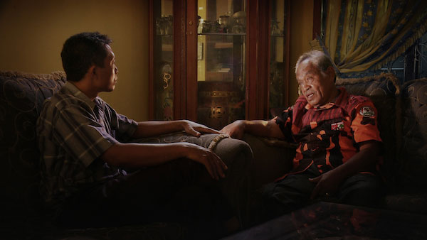"Una escena de ""The look of Silence"""