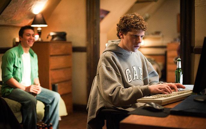 La red social (David Fincher, 2010)