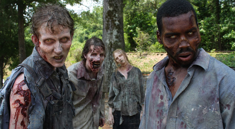 The Walking Dead. Serie TV