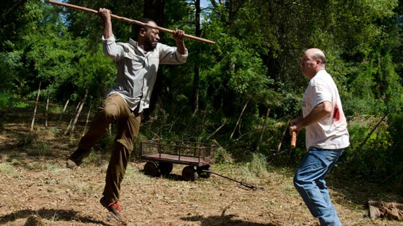 """Here's Not Here"" de The Walking Dead"