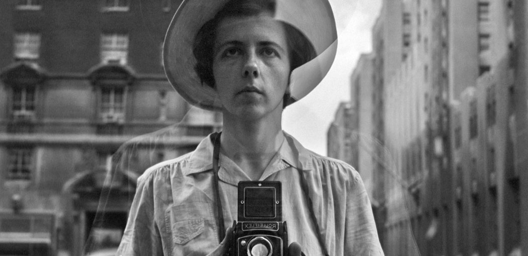 Vivian Maier. © Maloof Collection