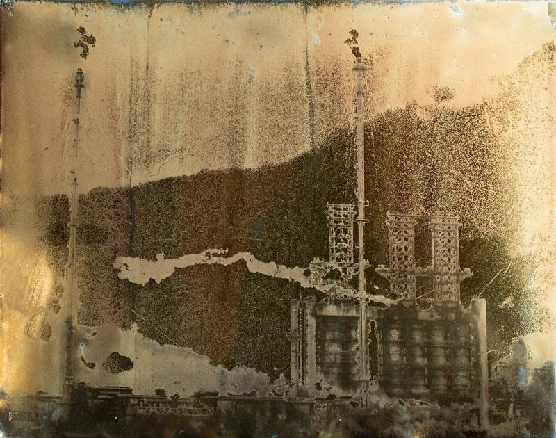 Petrografía © Warren Cariou 2014