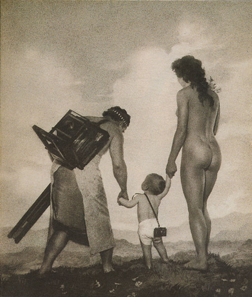 William Mortensen. Fotografía