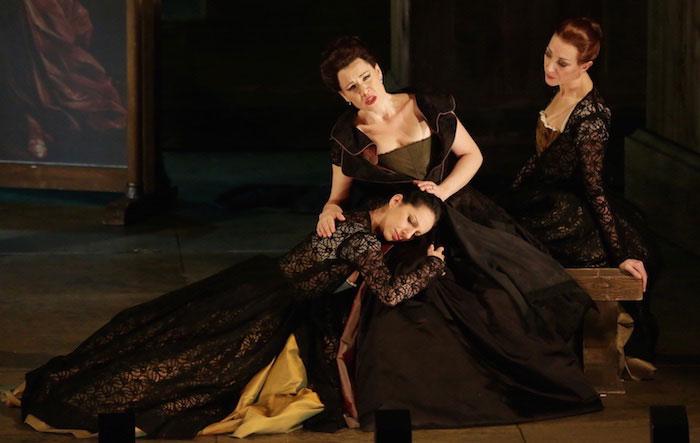 ©Brescia/Amisano. Lenneke Ruiten en el Lucio Silla en La Scala 2015