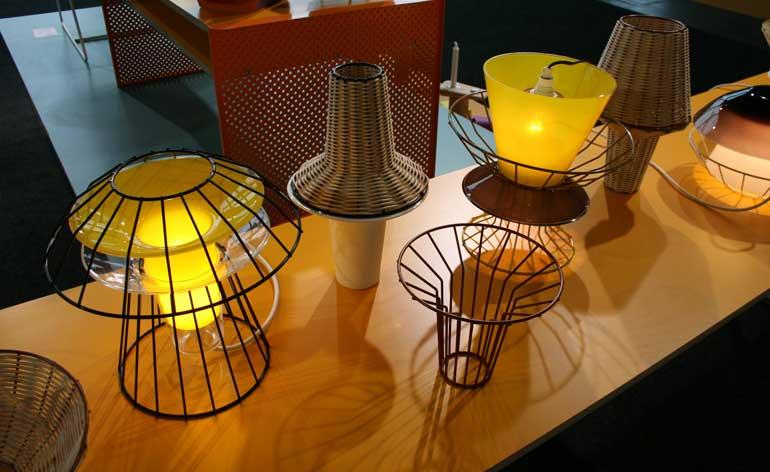 Lámparas de Sebastian Jansson