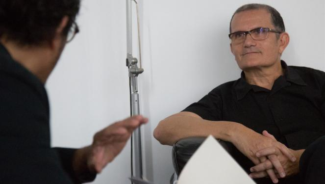 """Entrevista con José Miguel G. Cortés: """"La moralidad no cabe en la creación artística"""""""