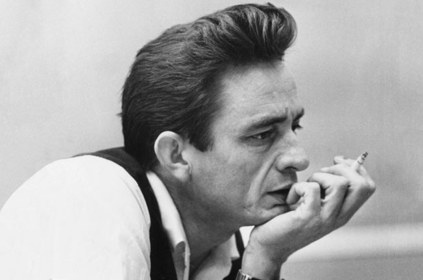 Don't Think Twice It's All Right- Johnny Cash